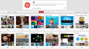 GE on Pinterest