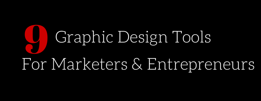 9 Graphic Design Tools