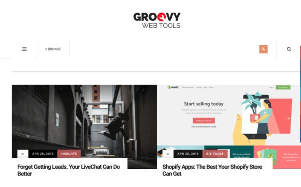 Groovy Web Tools