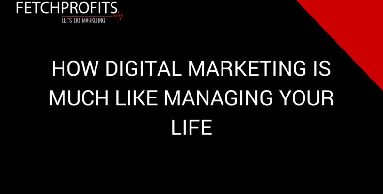 Managing Digital Marketing