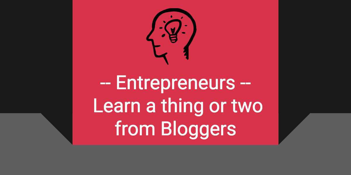 learn from bloggers