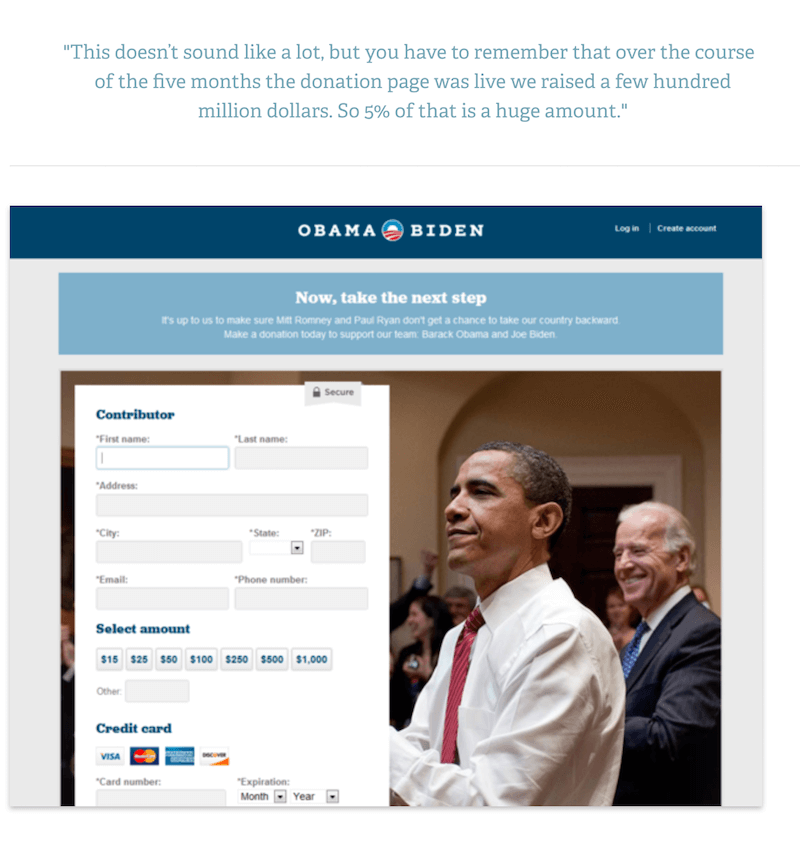 Obama Email Campaigns