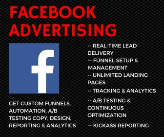 FB Advertising services