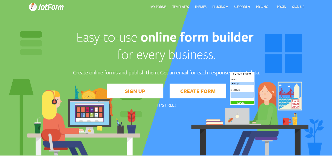 Forms for WordPress