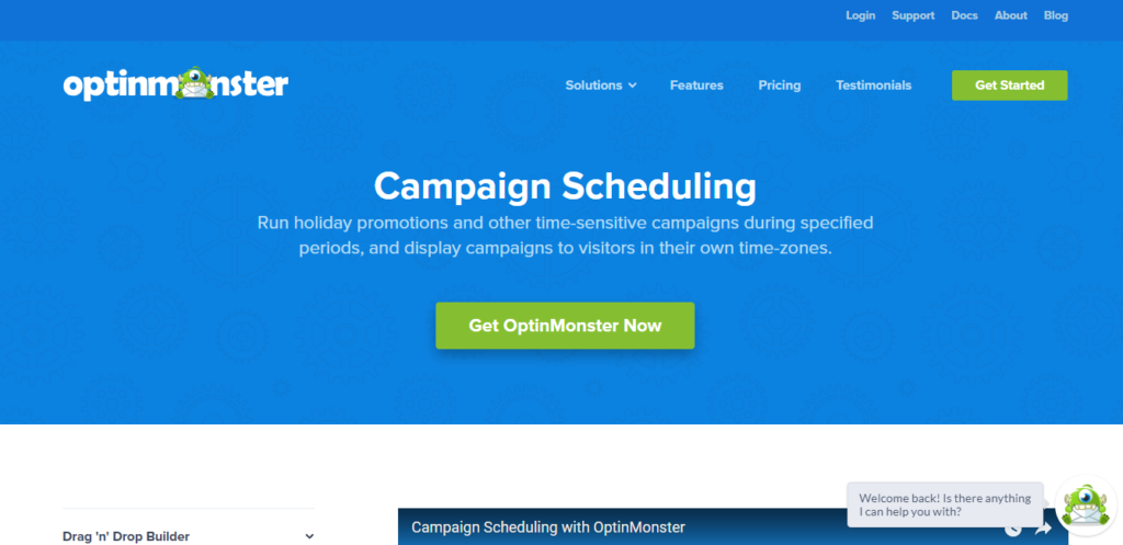 Campaign Scheduling