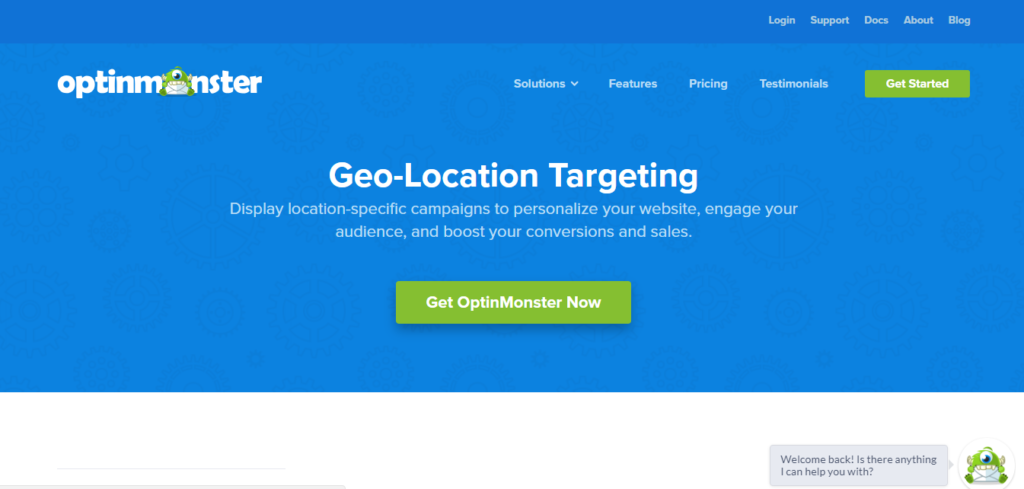 Geo-location Targeting