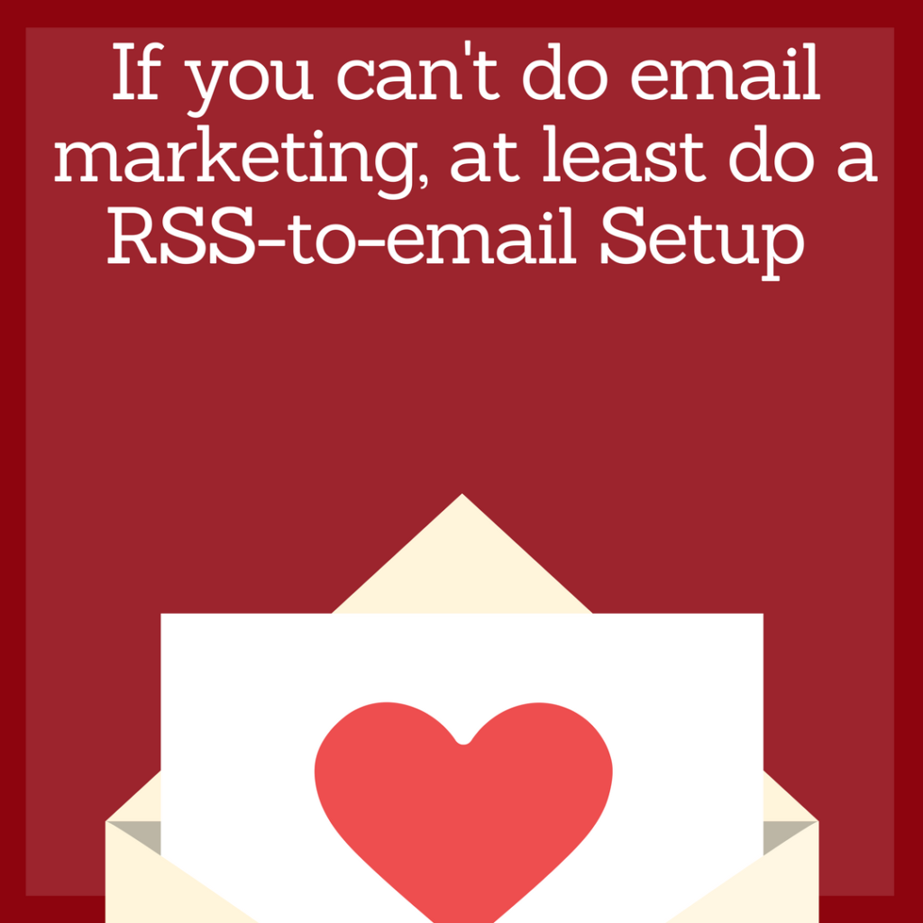 RSS-to-Email Campaigns