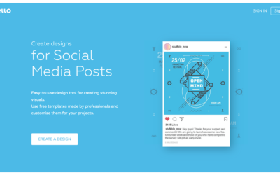 Crello Review:  Create Social Posts, Ads, & Animations (In Minutes)
