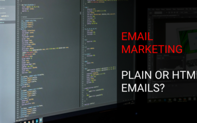 Plain Text Emails Vs HTML Emails: What Should You Go With?