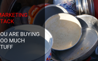 Marketing Stack: You Are Buying Too Much Stuff