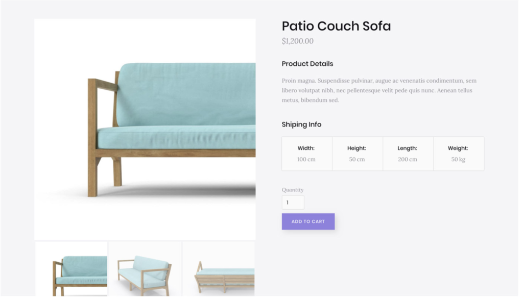 Landing Pages for e-commerce