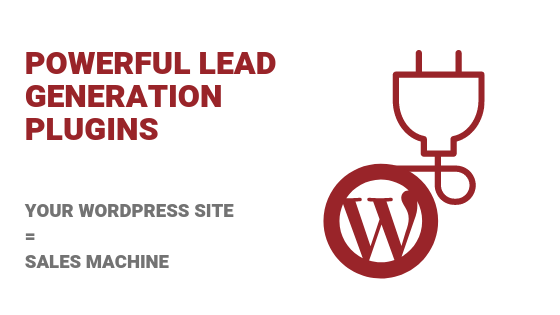 WordPress lead generation Plugins