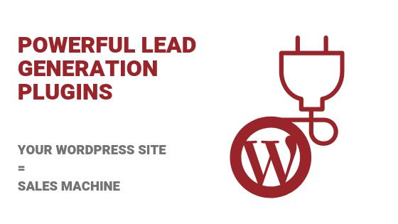 Powerful WordPress Lead Generation Plugins