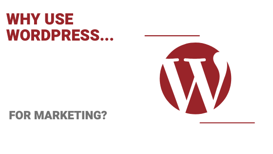 Why Use WordPress For Marketing?